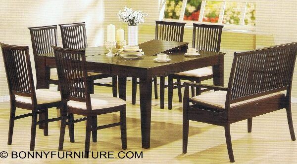 Pechino 8 Seater Dining Set Bonny Furniture