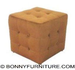 Moda Square Stool (brown)