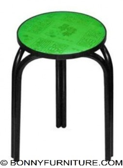 stool (green)