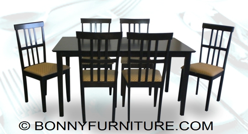 TS 5175 (6 Seater) Dining Set