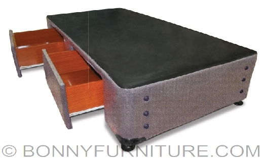 Orlando Bed Box With Drawer Bonny Furniture