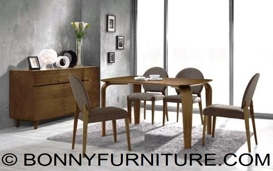 Domain (4 Seater) Dining Set