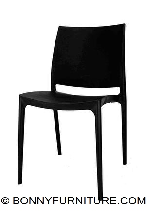 Jasmine Plastic Chair Cofta Bonny Furniture