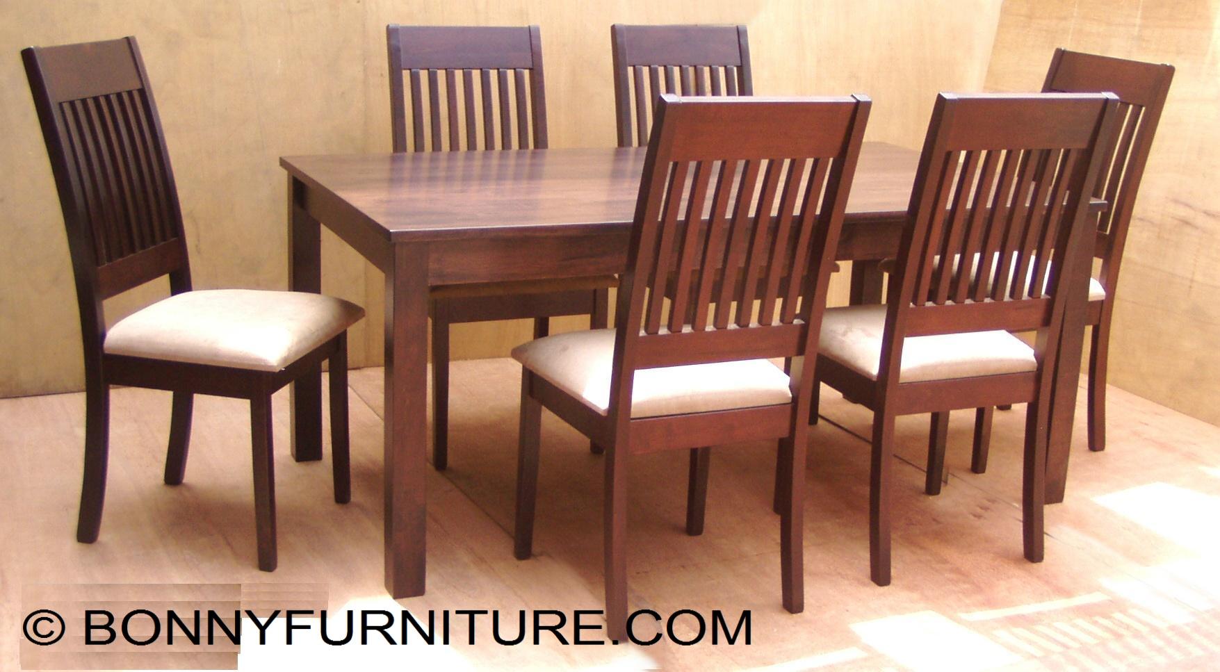 Sevilla 6 seater dining set bonny furniture - Factory sofas sevilla ...