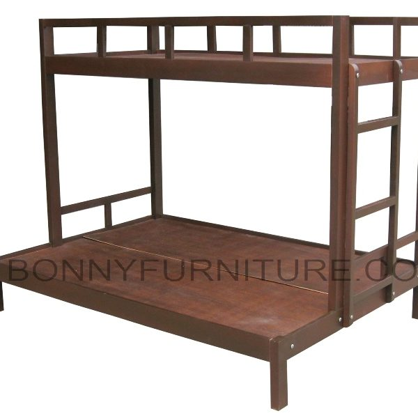 Double Deck Bed Double Size