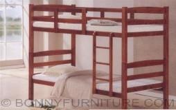 5001 Wooden Double Deck