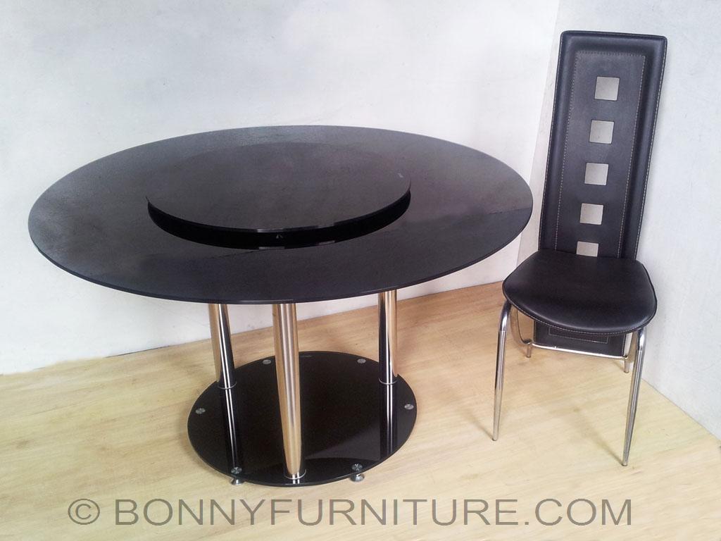 F 888 614 6 seater dining set bonny furniture for Furniture 888