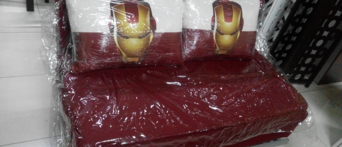 Iron Man Sofa Bed