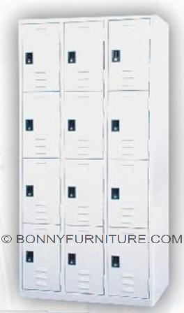 Jpc 15 3 6 9 12 15 18 doors locker bonny furniture for 18 door locker