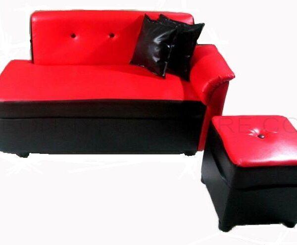 Avino Sofa with Stool (2-Seater)
