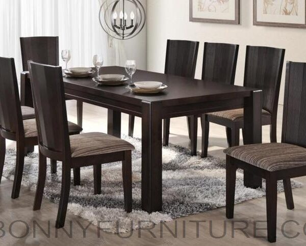 Faith 6 Seater 8 Seater Dining Set Bonny Furniture
