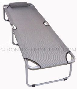 Folding Bed A (gray)