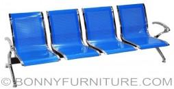 Gang Chair (Blue)