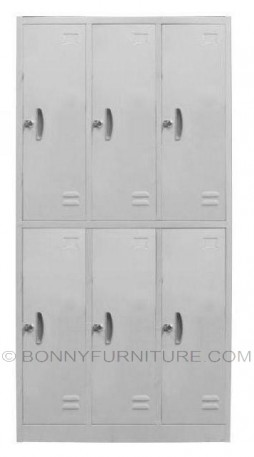 as-028 6-door locker