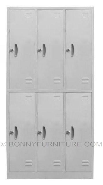 as-028 6-door locker