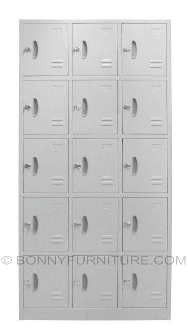 as-031 locker 15-door