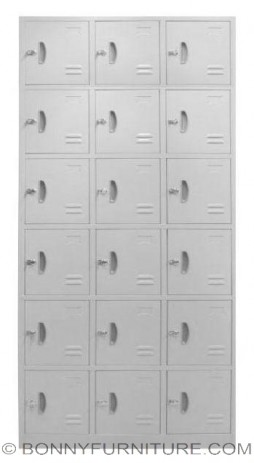 Lockers shop bonny furniture for 18 door locker