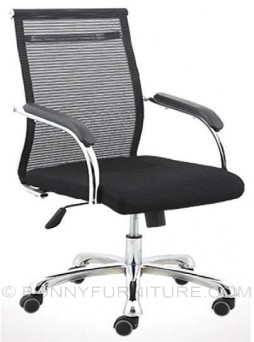 jit-1101b office chair front view