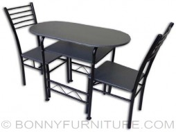 jit-2124 dining set 2-seaters