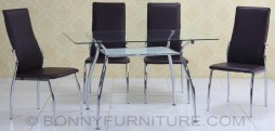 jit-266 dining set 4-seaters