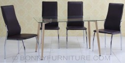jit-290 dining set 4-seaters