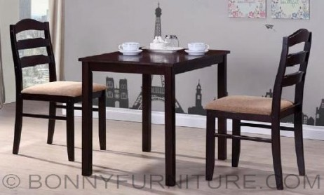 marty dining set 2-seaters