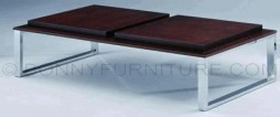 58515 romeo center table metal cushion