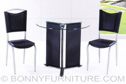 a2-20-h15 3-seater dining set