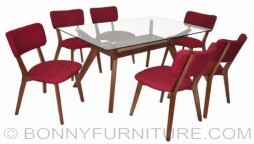 desiree 6-seaters dining set new design