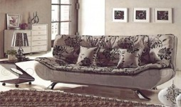 jit-a077 sofabed flower print