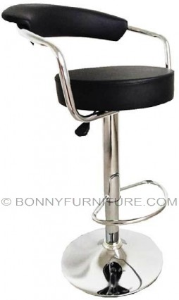 jit-qs11 bar stool with footrest