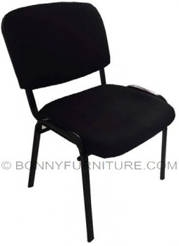 jit-qv23 visitors chair black