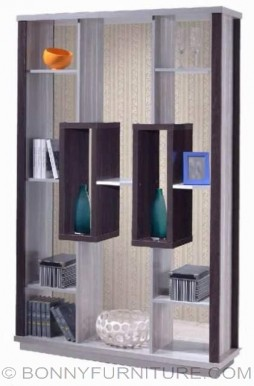 phoebe divider display cabinet