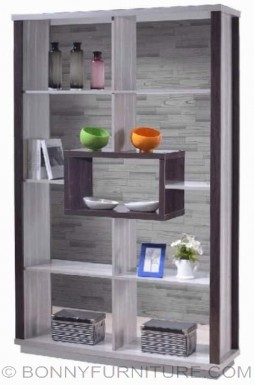 pueblo divider display cabinet