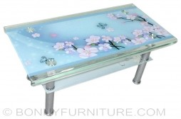 s-013 center table flower design