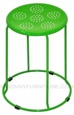 Steel Chair (green)