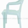 Topaz Chair Marble White