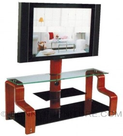 jt-7414 tv stand with bracket