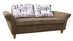 CISCO#1003 3-seater sofa