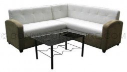 cisco#1004 l-shape sofa