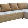 cisco#1007 l-shape sofa with pillow