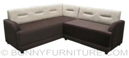 cisco#1013 l-shape sofa