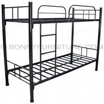 24 Double Deck Steel Bed (Single size) - Bonny Furniture
