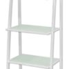 harlan display rack white