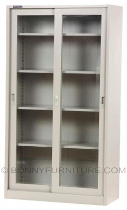 jit-hf01 metal cabinet sliding door 5-layers