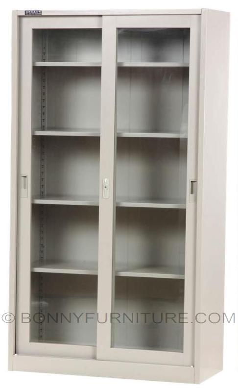 Jit Lf01 Gl Door Metal Cabinet