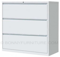 jit-hfl3 lateral filing cabinet 3-drawers