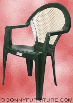 plastic chair with arm onyx cofta hunter green
