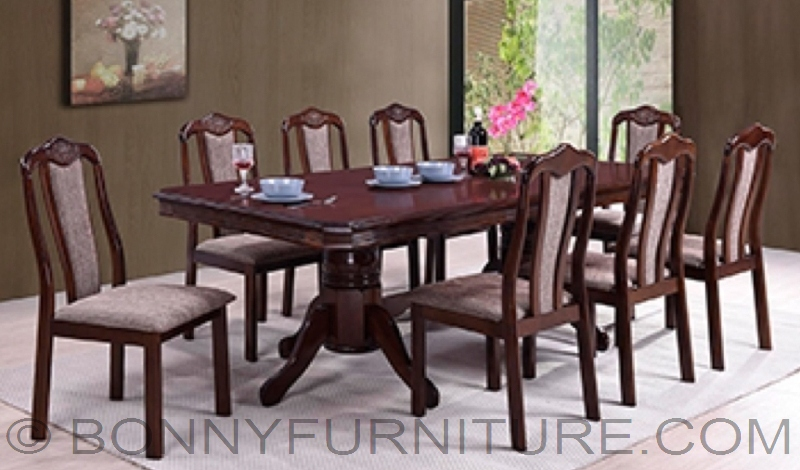 Cassie 6 Seater 8 Seater Dining Set Bonny Furniture