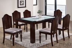 chelo dining set 6-seaters